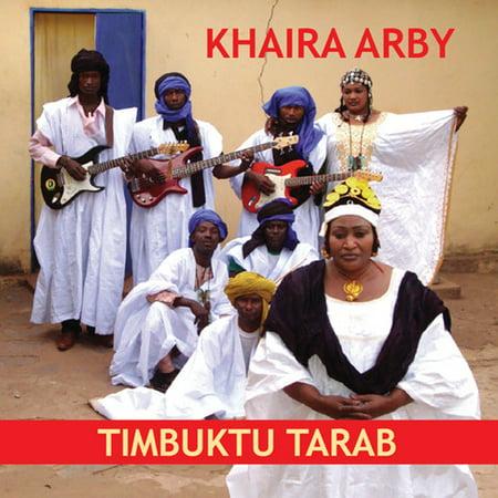 Khaira Arby   Timbuktu Tarab  Cd