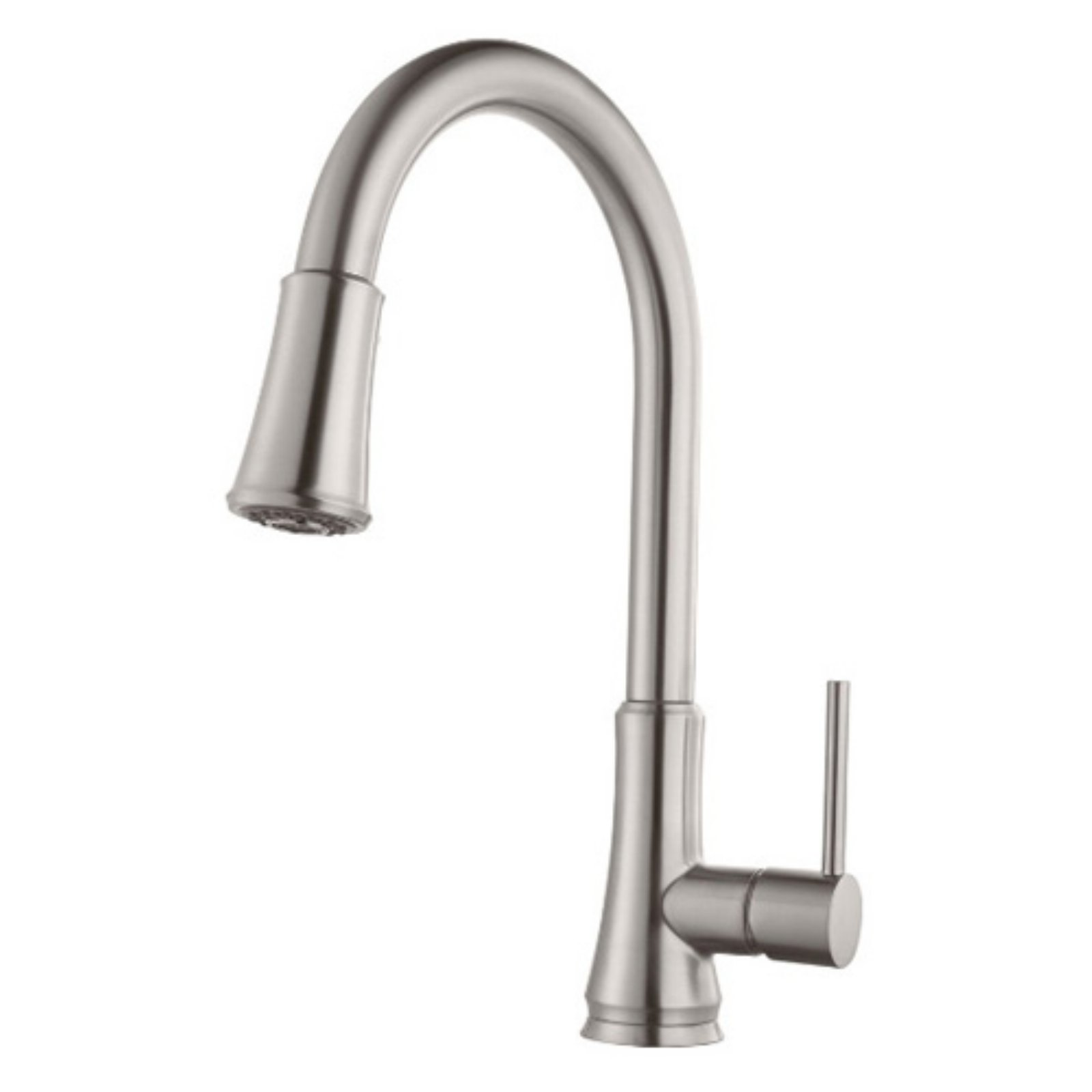 Pfister Pfirst Series 1 Handle Pull Down Kitchen Faucet In Stainless