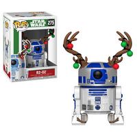 Funko POP! Star Wars: Holiday - R2D2 w/ Antlers