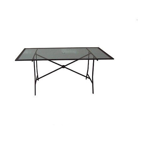 Mainstays Braddock Heights Outdoor Dining Table