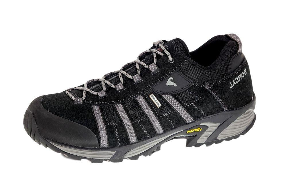 Boreal Climbing Shoes Mens Lightweight Aztec Antracita Grey 31789