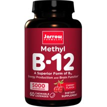 Vitamins & Supplements: Jarrow Formulas Methyl B12