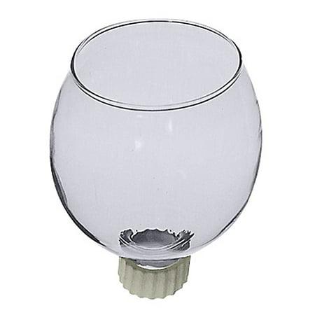 - Bowl Shape Votive Cup Fits Standard Candle Holders (Pkg/12)
