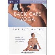 Back Care Yoga by GAIAM INC