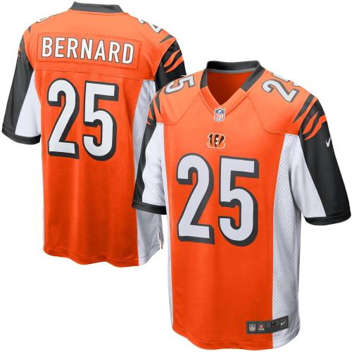 Giovani Bernard Cincinnati Bengals Nike Youth Alternate Game Jersey - Orange