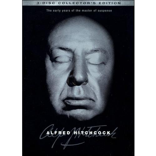 Alfred Hitchcock 3-Disc Set (DVD) by LIONS GATE