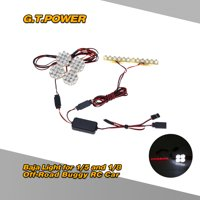 G.T.POWER LED Lighting System/Baja Light for 1/5 and 1/8 Off-Road RC Car