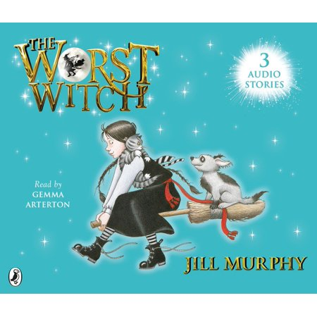 The Worst Witch Saves the Day Set of 6 Cds - A Mean Halloween Worst Witch