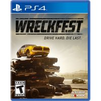 Wreckfest, THQ-Nordic, PlayStation 4, 811994021632