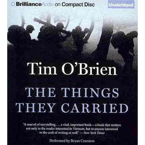 a review of tim obriens the things they carried Story review and analysis - the things they carried by tim o'brien.