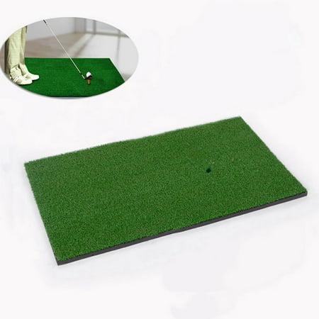 Backyard Golf Mat Golf Training Aids Outdoor Indoor Hitting Pad Practice Grass Mat (Grass Golf)