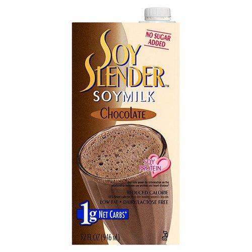 Soy Slender Chocolate Soy Milk, 32 fl oz