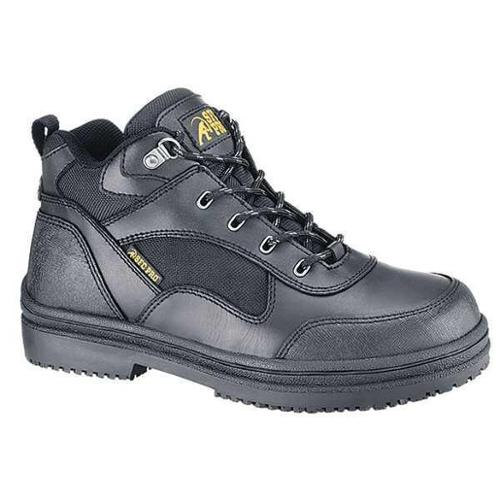 SHOES FOR CREWS 8090 WorkBoots,Unisex,14,B,Black,HikerHigh,PR G0169410