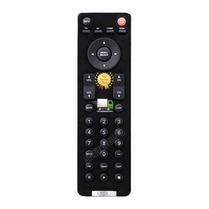 Replacement Vizio VP322HDTV10A Remote Control