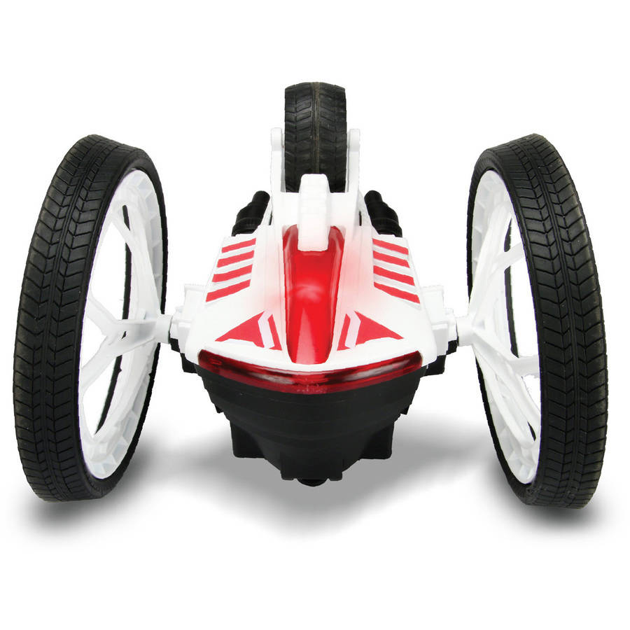 RC Max Rumbler Radio Controlled Car - White