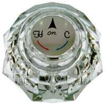 Danco 80967 Knob Faucet Handle, Acrylic