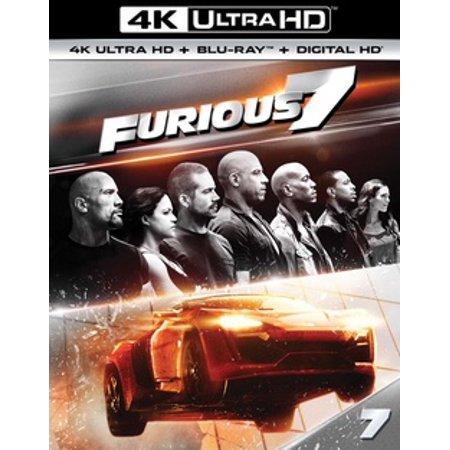 Furious 7 [4k Ultra HD]
