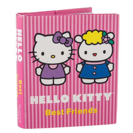 Running Press Sanrio Hello Kitty Best Friends Mini Book Sweet Sentiments Toy For Kids Small