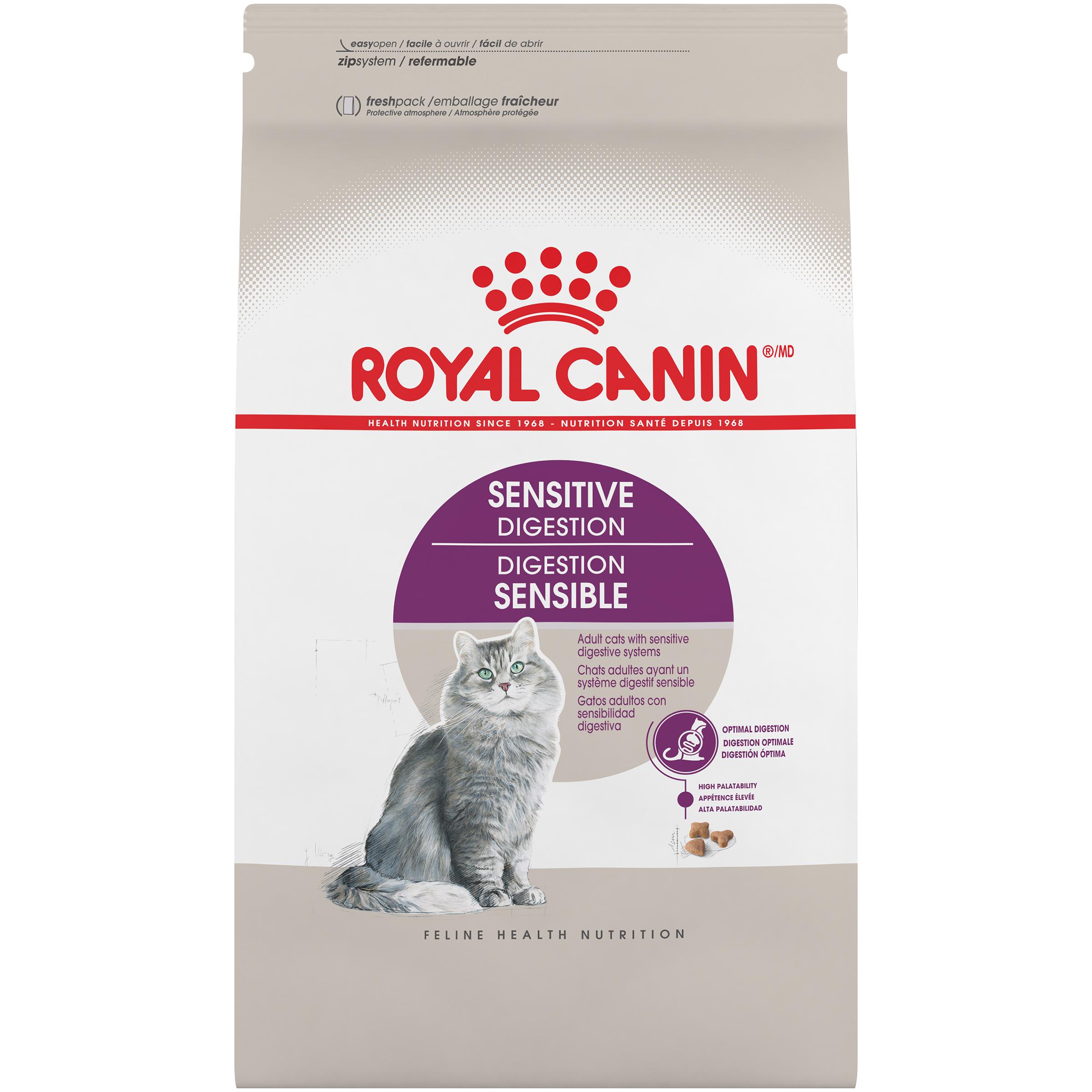 Royal Canin Sensitive Digestion Dry Cat Food, 3.5 lb