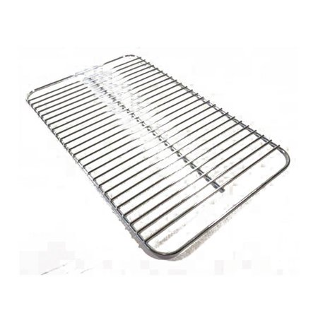 (BBQ Grill Weber Grill 1 Piece Chrome Plated Cooking Grid 10