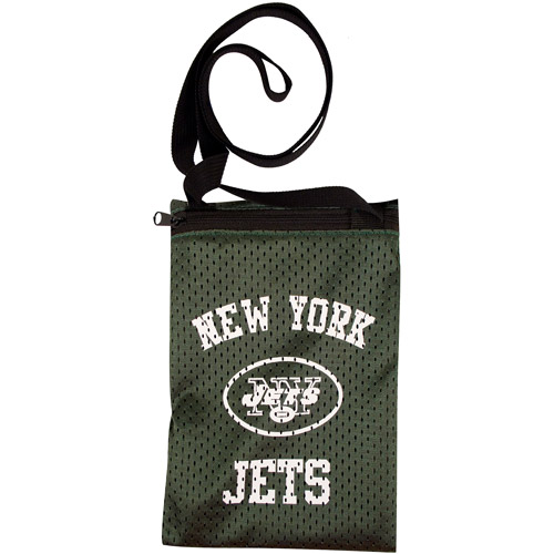 NFL - Women's New York Jets Game Day Pouch