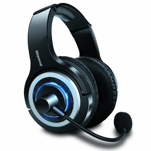 DREAMGEAR DRMPS46404B dreamGEAR PlayStation 4 Prime Wired Gaming Headset