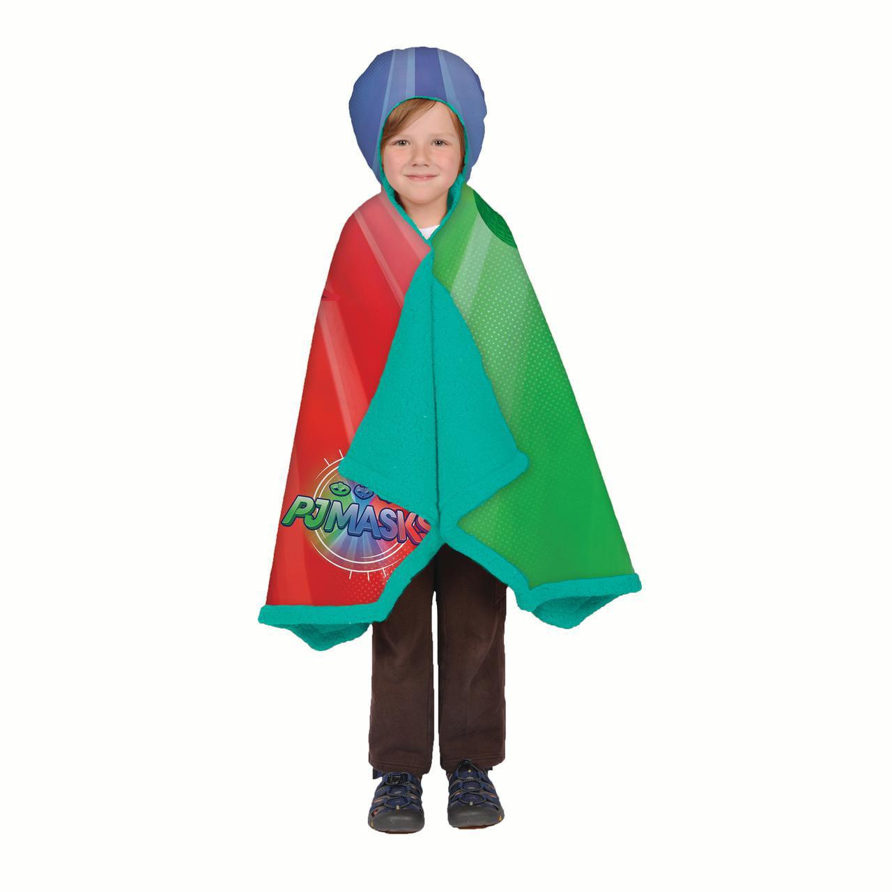 PJ Masks 'Take Control' Kid's Snuggle Wrap with Hood