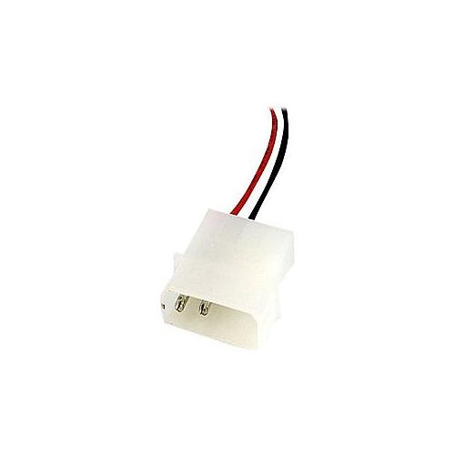 20in Slimline SATA Male to SATA with LP4 Power Cable Adapter