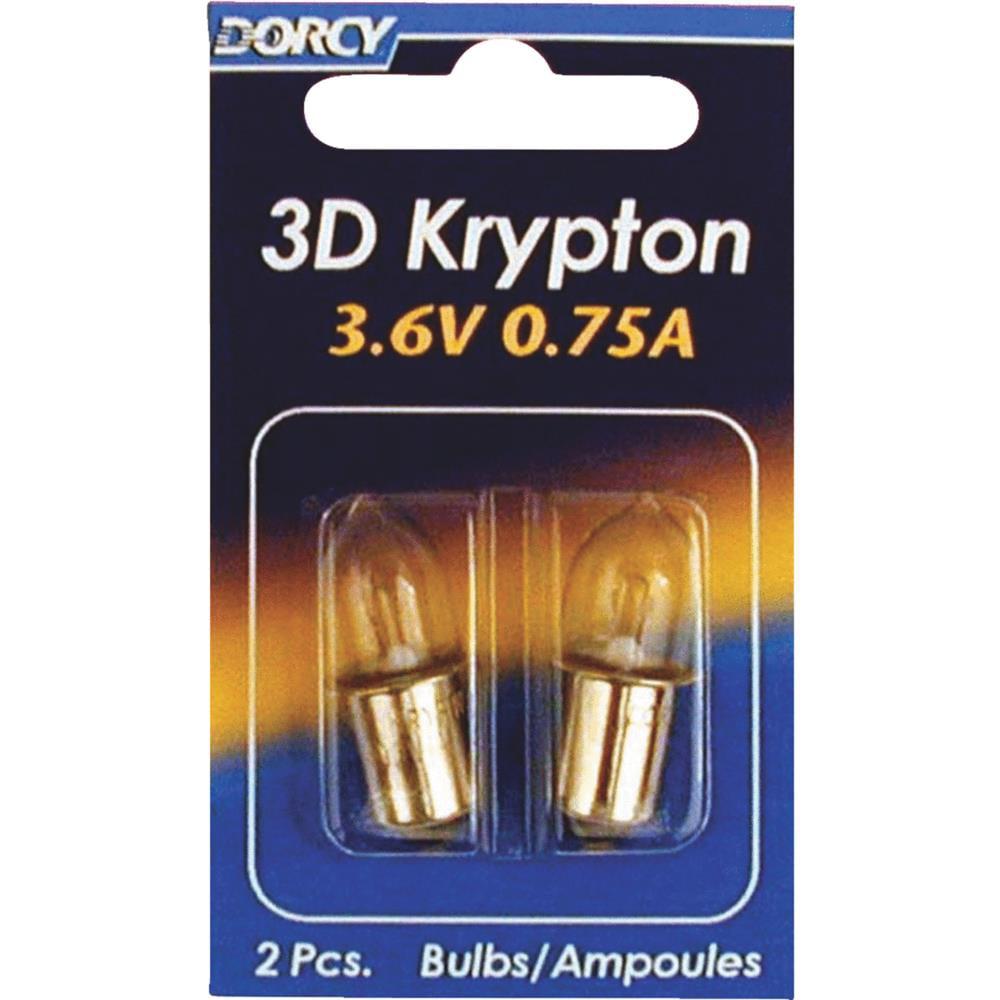 Dorcy International 3d Krypton Bulb 41-1661