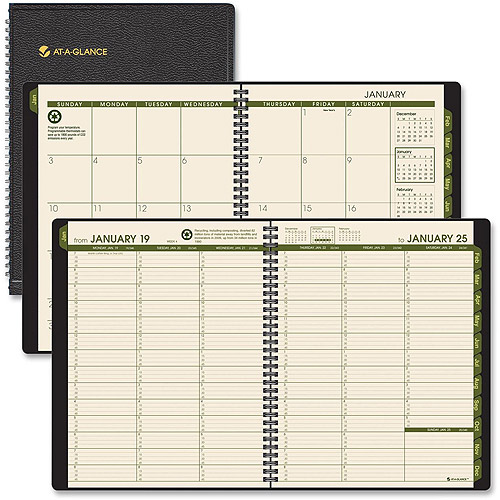 At-A-Glance Professional Weekly/Monthly Appointment Books