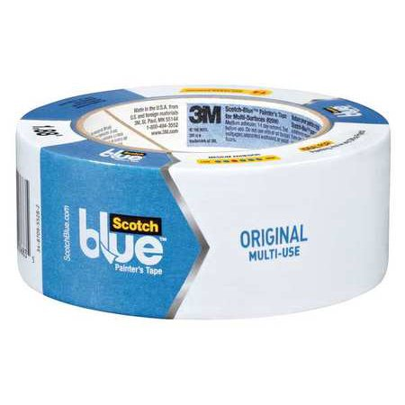 ScotchBlue Original Painters Tape, 1.88 in x 60 yd, 6 Rolls/Pack