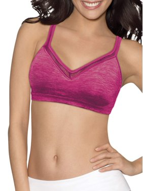 Hanes Women's Perfect Coverage ComfortFlex Fit Wirefree Bra, Style G260