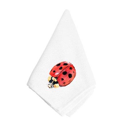 Lady Bug Napkin - Ladybug Napkins