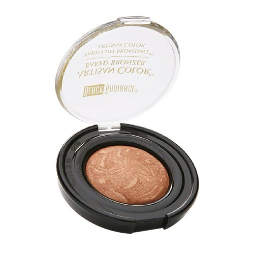 Black Radiance Artisan Color Baked Bronzer 3515, Gingersnap - 0.1 Oz, 2 Pack