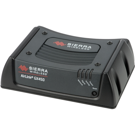 Sierra Wireless 1102363 Sierra Wireless AirLink GX450 IEEE 802.11n Cellular Wireless Router 4G CDMA 800, CDMA by Sierra Wireless