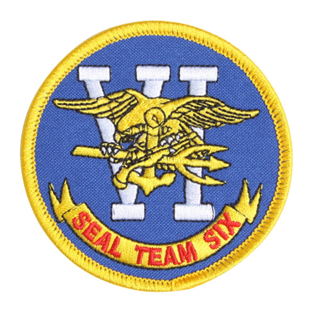 United States Navy Seal Team VI Emblem Patch