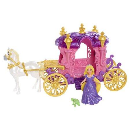 Disney Little Kingdom Magiclip Rapunzel Carriage - image 1 de 1