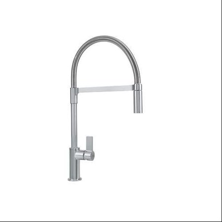 Franke Kitchen Faucet Spray Head : Franke FFPD31 Ambient Pre-Rinse Pullout Spray High Arc Kitchen Faucet ...