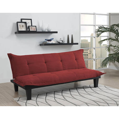 DHP Lodge Futon, Multiple Colors by Dorel Home Products