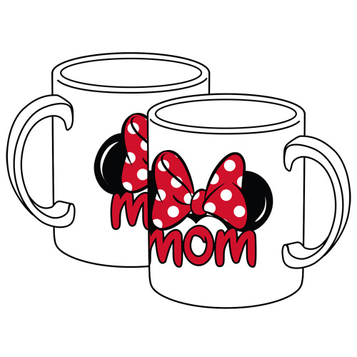 Disney Jumbo 20 Oz Mug