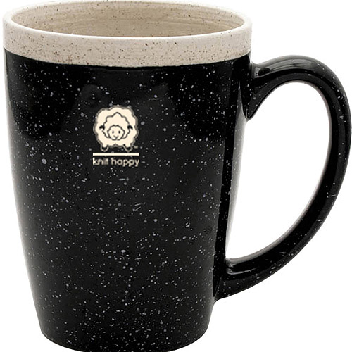 Knit Happy Retreat Mug, 16oz