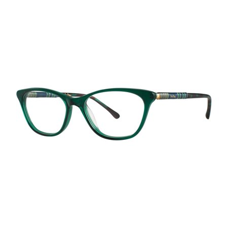 Clearance Lilly Pulitzer (Lilly Pulitzer SANFORD Eyeglasses 49 Moss)