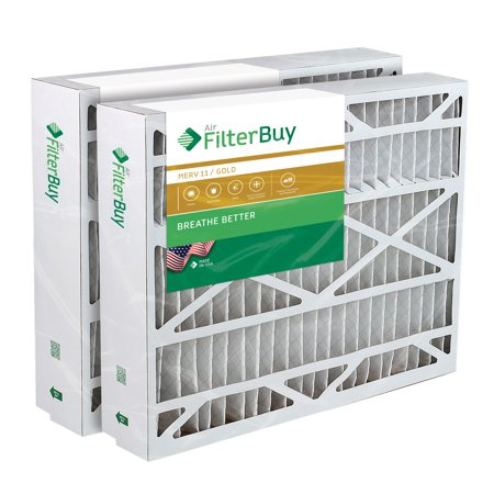 21x27x5 Trane Perfect Fit BAYFTFR21M Aftermarket Furnace Filter / Air Filter - AFB Gold (Merv 11). (2 Pack)