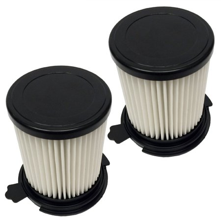Dirt Devil F12 Filter - Two Washable Type F12 FIlter Replacement for Dirt Devil Vacuum Cleaner