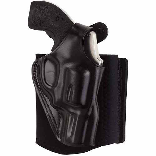 Galco Ankle Glove Holster, Black by Galco