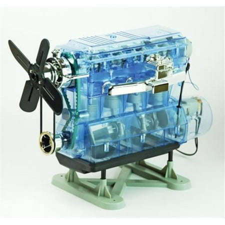 Haynes Internal Combustion Engine with Transparent Cylinder Block (3b Scientific Engine)
