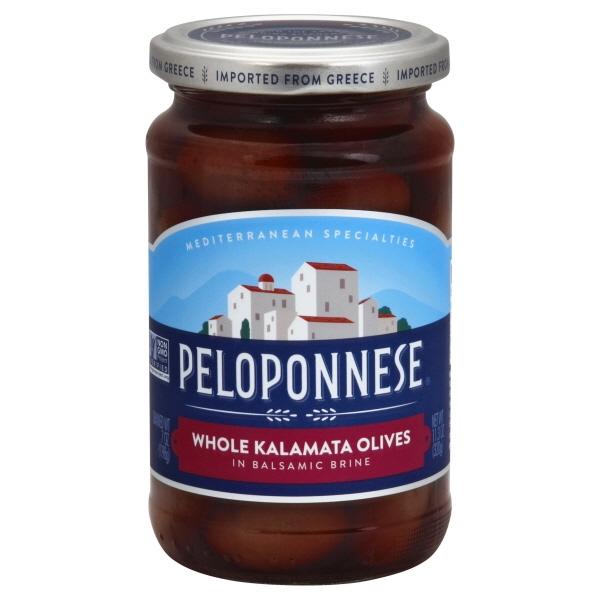 Melting Pot Foods Peloponnese Mediterranean Specialties Olives, 11.3 oz