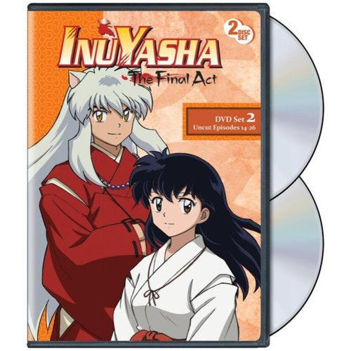 Inuyasha: The Final Act - Set 2 (Anamorphic Widescreen)