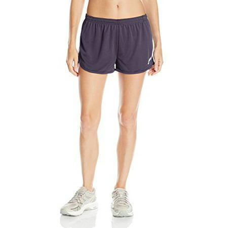 Asics Womens Rival Ii Split Short  Athletic Pants & Shorts Shorts (Asics Core Lycra Short)