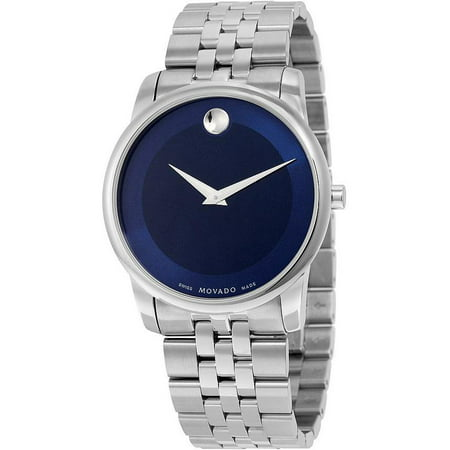 Movado Museum Stainless Steel Mens Watch 0606982